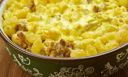 Amish Country Casserole, for many homestyle dishes.