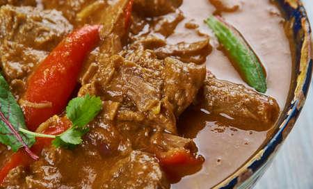 Dum Pukht Gosht - slow-cooked Afghani mutton