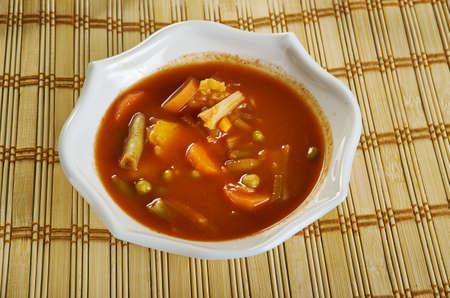 Aloo Tamatar ka Rasa, spiced and tasty potato, popular gravy In North India