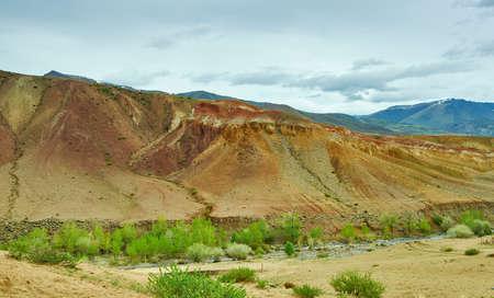 Chuya Steppe, Siberian Altai Mountains.