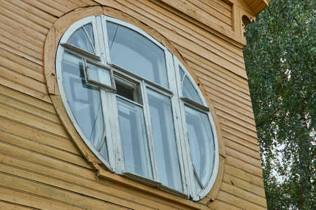 Bezhetsk  , Provincial Russian town , The historical wooden buildings