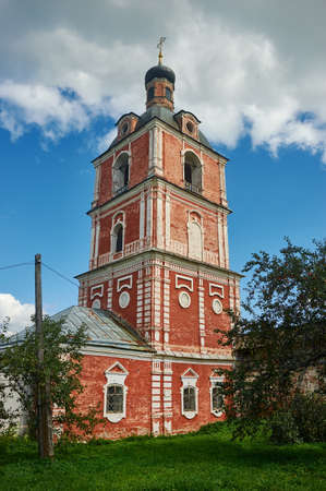 Goritsky Monastery of Dormition,Pereslavl-Zalessky, Russia