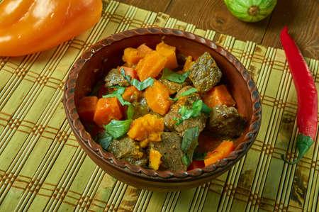 Carne Guisada - Caribbean Beef Stew, popular throughout Latin America, especially in Puerto Rico and the Dominican Republic