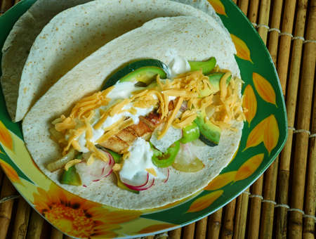 Chicken Fajitas with Charred Peppers, custom Southwest Spice Blend