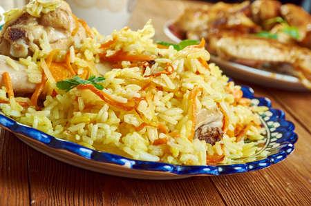 Shadiyon Wali Degi Chicken Biryani , Purani Delhi Style