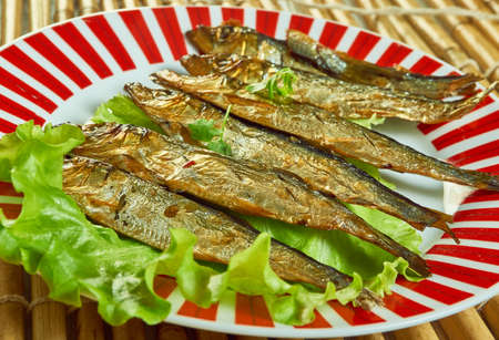 Grilled Sardines , Italian-American  tradition of fish for Christmas Eve