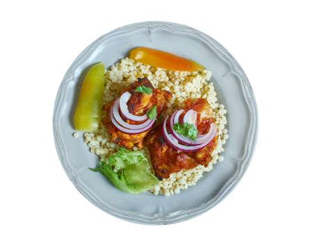 Melitzana Sta Karvouna - Greek, Grilled eggplant