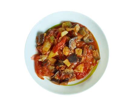 Kolokithakia Gemista with Avgolemono Sauce, Stuffed Courgettes