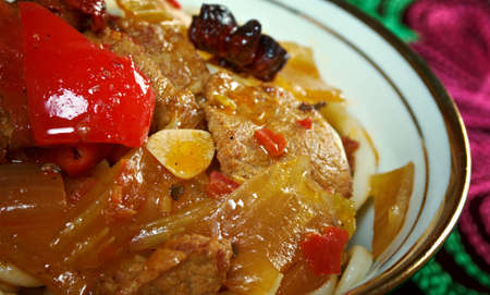 Carne Marinhoa - Portuguese beef meat is uniquely tender and juicy