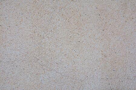 Sand wash gravel floor