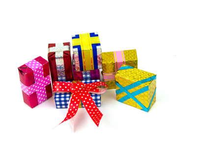 whitebackground: gift box on the whitebackground