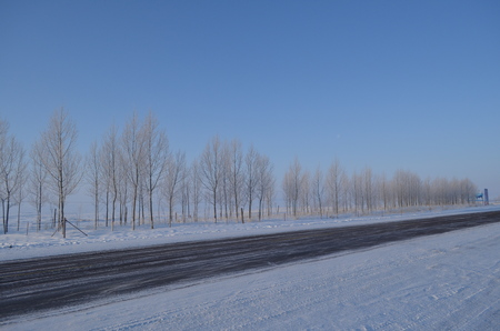 xinjiang: Xinjiang snow