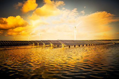 jiangsu: Solar photovoltaic power plant in Jiangsu Coastal Zone