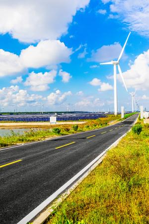Jiangsu Province Coastal Zone wind power plant