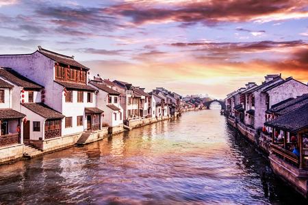 Suzhou Tongli Town