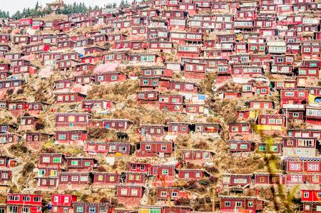 sichuan: Sichuan Tibetan scenery Seda
