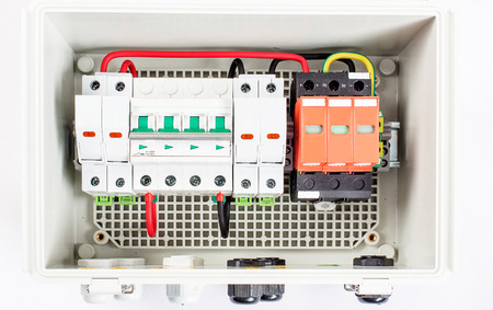 control box: Automation equipment electrical control box