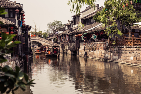 Jiangnan Xitang scenery