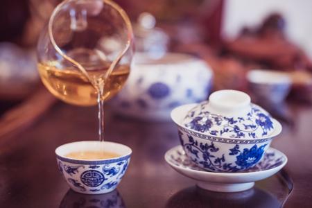 tea break:  Tea Break. Stock Photo