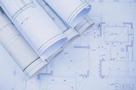 The development of technology project 版權商用圖片