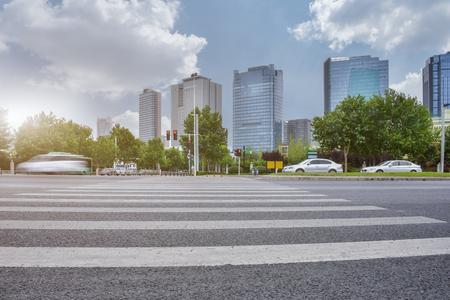 inner city: Inner City highway in China.