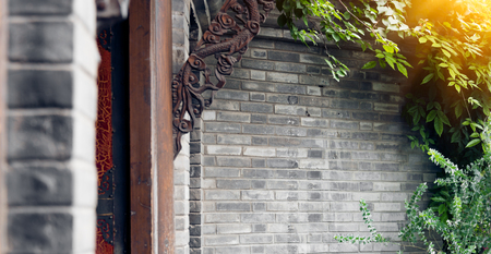 Chinese traditional architecture,Chinese elements,detail shot.