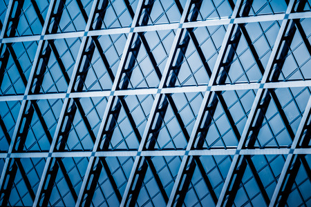 feature: Detail shot of patterned wall,Architectural feature, close-up. Stock Photo