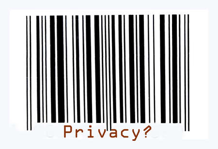 Bar Code Privacy Stock Photo - 7315533