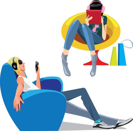 wifi zone Illustration