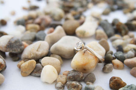 snappy: ring among the rocks