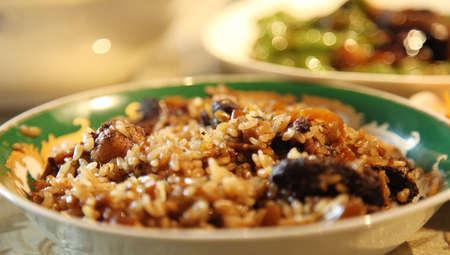 xinjiang: Xinjiang cuisine- Pilaf