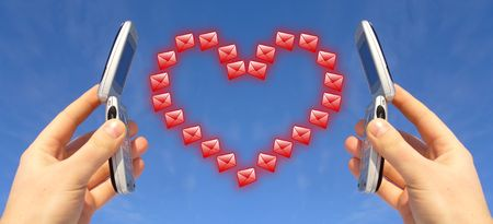 love message Stock Photo - 795759