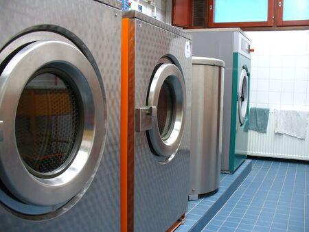 public laundry room photo