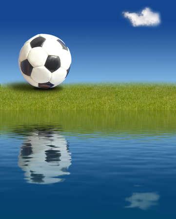 Soccer ball Stock Photo - 2207328