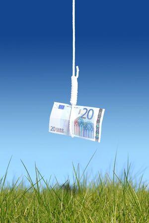 Euro in slipknot photo