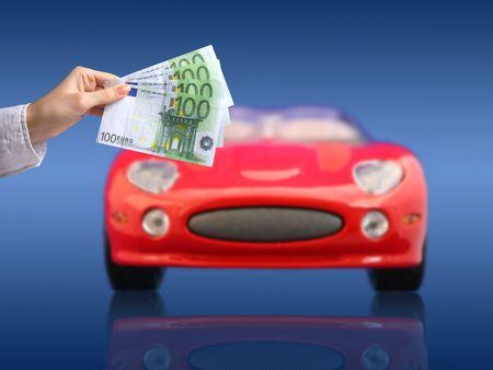 Buyng sport car