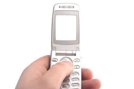 Mobile phone Stock Photo - 2892046