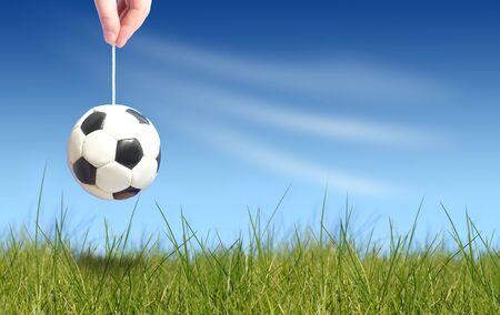 winger: Soccer ball