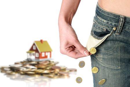 show bill: Imagen conceptual de la vivienda.