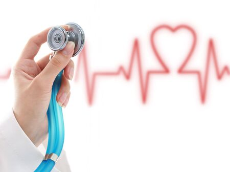 Cardiologist. Stock Photo