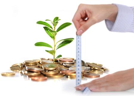 ganancias: Tasa de crecimiento de las ganancias.