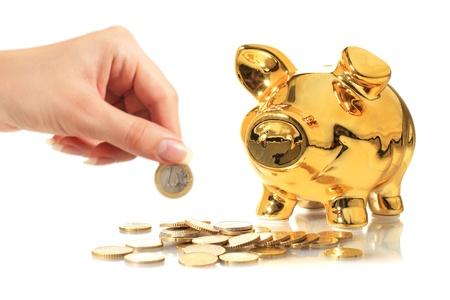 Piggybank Banque d'images - 13331593