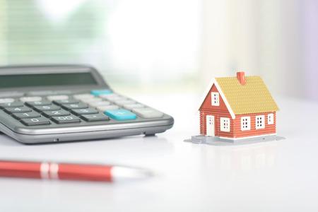 L'investissement immobilier Banque d'images - 37648723
