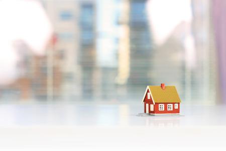 Biens immobiliers Banque d'images - 38017432