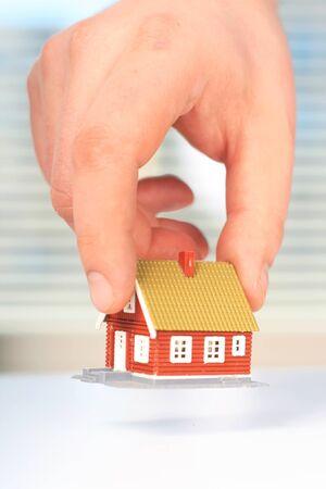 Immobilien-Investition Standard-Bild - 38017436