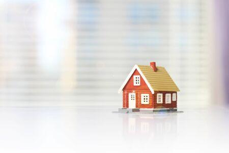 Biens immobiliers Banque d'images - 38017442
