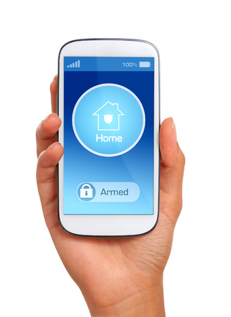 mobile security: Home security