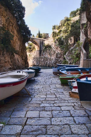 mediterraneo: furore on the amalfi coast