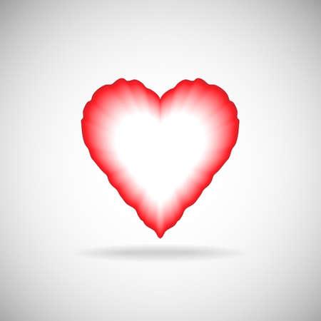luminous: Luminous  heart