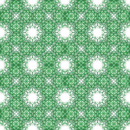 seamless pattern: Abstract seamless pattern Kaleidoscope Stock Photo